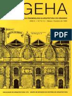 REVISTA DE HISTÓRIA, ESTÉTICA E FENOMENOLOGIA DA ARQUITECTURA E DO URBANISMO