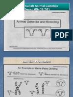 Animal Genetics and Breeding