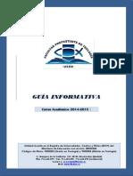 Manual Del Alumno 2014-2015