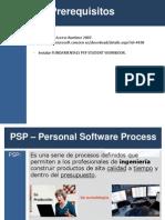 Introducción a PSP - Personal Software Process (Con Énfasis en SQL)