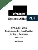 Vpp433 Visa