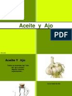 AJO Aceite Oliva