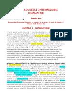 Riassunto Saunders Economia Mercati Finanziari