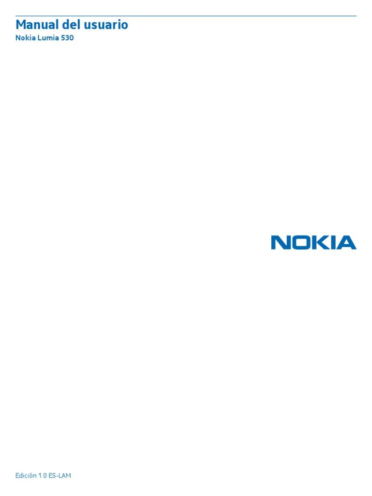 Lumia 530 UG Es XL