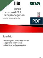 Feedforward e Backpropagation