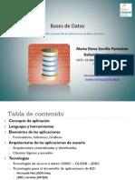 Diseño y Desarrollo de Aplicaciones de Bases de Datos