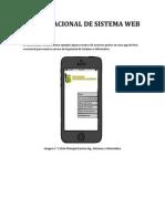 App Vocacional de Sistema Web