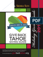 Give Back Tahoe Giving Guide
