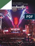 2014 Nashville Visitors Guide
