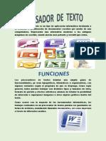 El Procesador de Texto (word)