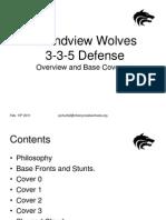 Grandview Defensive Clinic