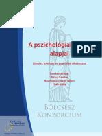 A pszichológiai mérés alapjai
