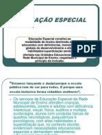 EDUCAÇAÕ ESPECIAL.ppt