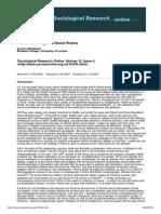 (2007) Critical Sociology and Social History