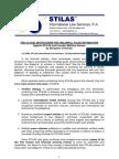 Ten Illegal Motivations for Unlawful False Defamation Against STILAS and Founder Matthew Greene