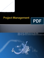 Project Management by samee bhangu