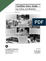 us fhwa_pedestrian facilities users guide_pedfacility_userguide2002