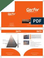 Catálogo Geosistemas Gerfor 2011