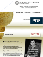 Thomas Piketty - El capital en el Siglo XXI
