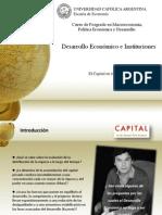 Thomas Piketty - El capital en el Siglo XXI