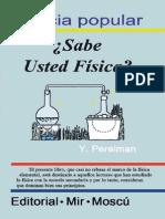 Perelman, Y - Ciencia popular - Sabe usted fisica (Mir).pdf