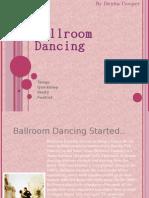 Arts - Yr9 Dance - Dance Styles - Student Work - Ballroom Dancing