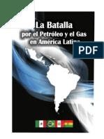 Libro La Batalla Petroleo