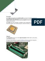 Partes Internas de Hardware