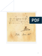 Privire generala asupra studiilor de Frederic Francois Chopin op 25