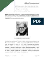El Proceso de La Investigación Científica en La Obra de Karel Kosík