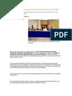 18-11-2014 Puebla Noticias - Participa RMV en La Sesión de La Comisión Permanente Del PAN