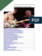Temas de Con Alma de Blues Hasta 31-12-09
