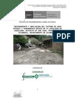 Proyecto Saneamiento Cajamarca