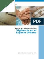 Manual Sobre Vigilancia en El Espacio Urbano