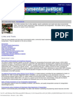 Environmental Justice - Resources - Links - FHWA