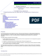 us_fhwa_environment_integrating bicycling and walking into transportation infrastructure