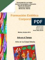 Presentacion de Educacion Estetica