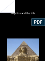 Irrigation Nile Pyramics Fall 14