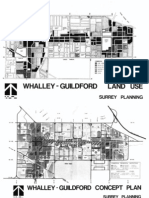 Whalley-Guildford Planning Concept