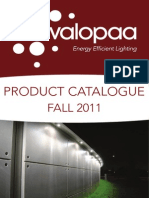 LED Street Light Catalogue_FALL2011_v2.0s