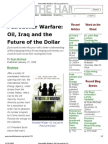 Petrodollar Warfare_ Oil, Iraq and the Future of the Dollar - Raise the Hammer