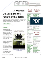Petrodollar Warfare_ Oil, Iraq and the Future of the Dollar - Raise the Hammer