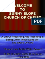 40 Basic Bible Teachings by the Grace of God(Slide Show)