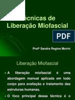Técnicas de Liberação Miofascial