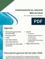 Configuracion Del Servidor Web en Linux