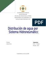 Tarea 5. Sistema Hidromeumatico.