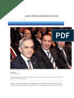 15-11-2014 Periódico Digital.mx - RMV Asiste a Cuarto Informe de Gabino Cué en Oaxaca