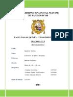 Informe Inorganica Práctica N_ 9 Boro y Aluminio