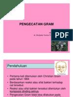 Praktikum Pengecatan Gram