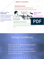 Stalin's Economic Vision 2